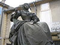 Mme de Sévigné dans Femme 0arqis2